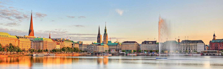 Hamburg Urlaub Innenstadt